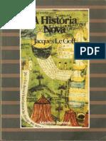 A História Nova. LE GOFF, Jacques.