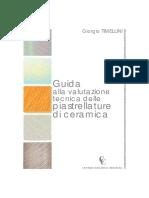 Guida Alla Valutazione Tecnica Delle Piastrellature Di Ceramica