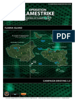 Flamia Island Campaign Briefing 1 0