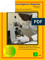 Alpha Eritrean Engineers Magazine 2016 February's Issue