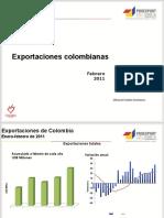 Tabla Soporte Exportaciones Importaciones Febrero 2011 0
