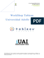 Material WorkShop Tableau - UAI