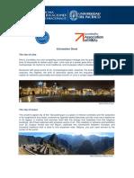 Universidad Del Pacifico Fact Sheet 2016 2017