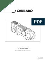 CARRARO TB 420 Transfer Box