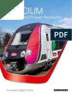 Bombardier Transportation EPD SPACIUM En