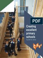 Creating Excellent Primary Schools