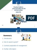 About EU Grants