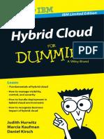 Ibm-2284-Hybrid Cloud for Dummies