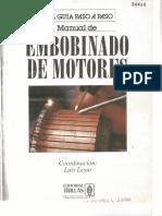 Manual Embobinado Motores Paso a Paso
