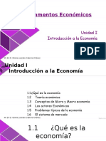 Fundamentos economicos