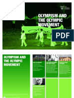 Olympism and the Olympic Movement