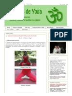 Eventos de Yoga_ 32 Asanas Fundamentais Do Gheranda Samhita