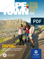 Cape Town Visitors Guide 2015