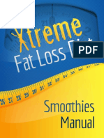 Fat Burning Smoothies Manual