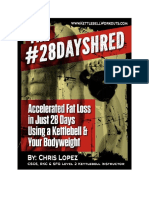 #28DayShred MainEBook Videos