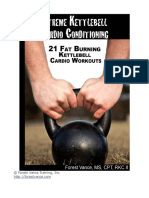 Extreme Kettlebell Cardio Conditioning
