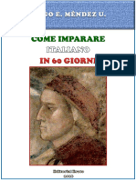 Come Parlare Italiano in 60 Giorni