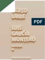 Verso Libre - Luis Garcia Montero