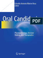 Oral Candidosis - Physiopathology, Decision Making, And Therapeutics
