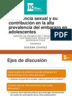 Grupo 2 - Susana Chavez Directora Adjunta de Promsex