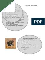 5 Cuento Sapo y El Forastero Primaria 1er Ciclo