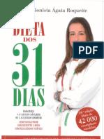 Ágata Roquete - A Dieta Dos 31 Dias