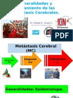 metastasis cerebrales ion docencia