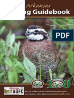 AGFC Hunting Guidebook