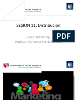 DISTRIBUCION EN MARKETING
