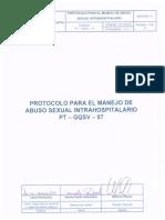 PT-GQSV-07 Protocolo