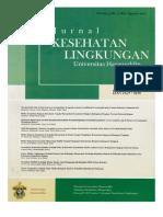 Jurnal Kesehatan Lingkungan 2012