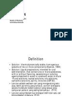 Liquid Dosage Form_Part 2a_Solutions