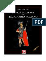 Storia Militare Legionario Romano (Anivac)