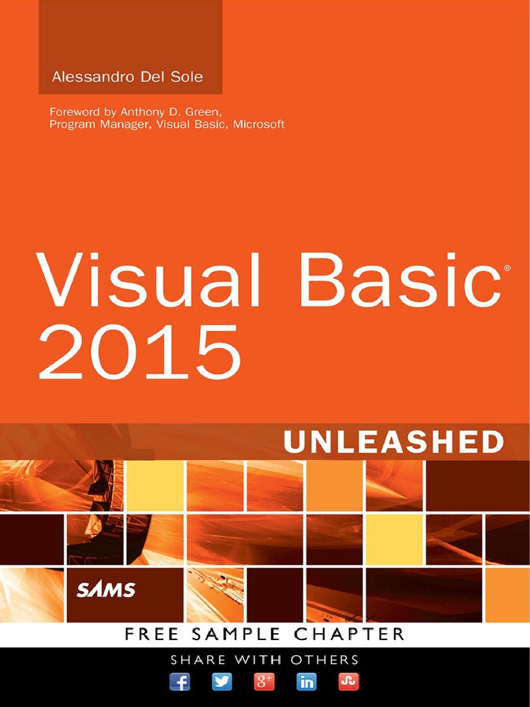 Visual basic unleashed language integrated query windows visual basic unleashed language integrated query windows presentation foundation fandeluxe Gallery