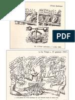 Vignette Uomo Qualunque (Tratte da Sandro Setta - L'Uomo Qualunque 1944 - 1948)