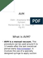 AVM ppt