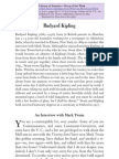 Rudyard Kipling's Mark Twain Interview