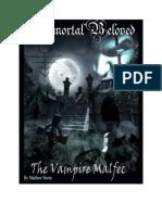 The Vampire Malfec Short Story & Song