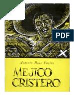 Rius Fascius Antonio - Mejico Cristero
