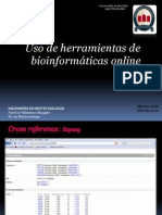 BioInformática clase3