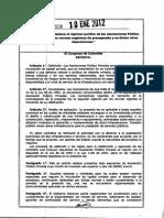 Ley 1508 de 2012