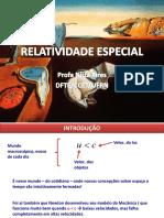 Relatividade Especial - Aula 1