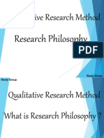 WK 2 Research Method