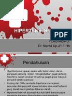 Laporan kasus hipertensi