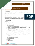Ducha Perineal