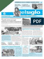 Edición Impresa Elsiglo Domingo 06-03-2016