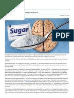 YaleNews Sugar Rush Shrinks Brain Cell Powerhouse