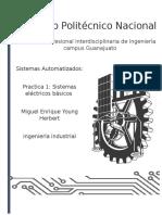 Control Eléctrico de sistemas neumaticos