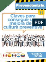 Revista El Prevencionista 11ava Ed