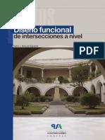 DISEÑO FUNCIONALl DE INTERSECCIONES A NIVEL.pdf